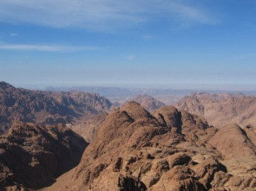 Mount Sinai summit view4