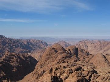 Mount Sinai summit view4