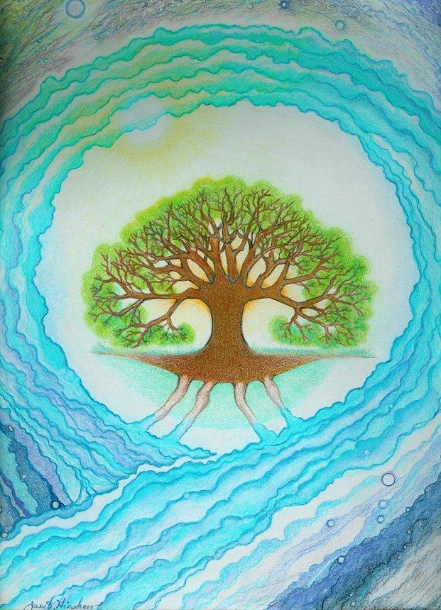 The Rivers Of Eden Grace In Torah