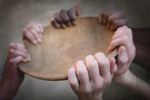 hands-holding-an-empty-bowl_shutterstock_68377594