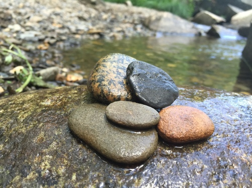 Image result for Among the smooth stones is thy portion