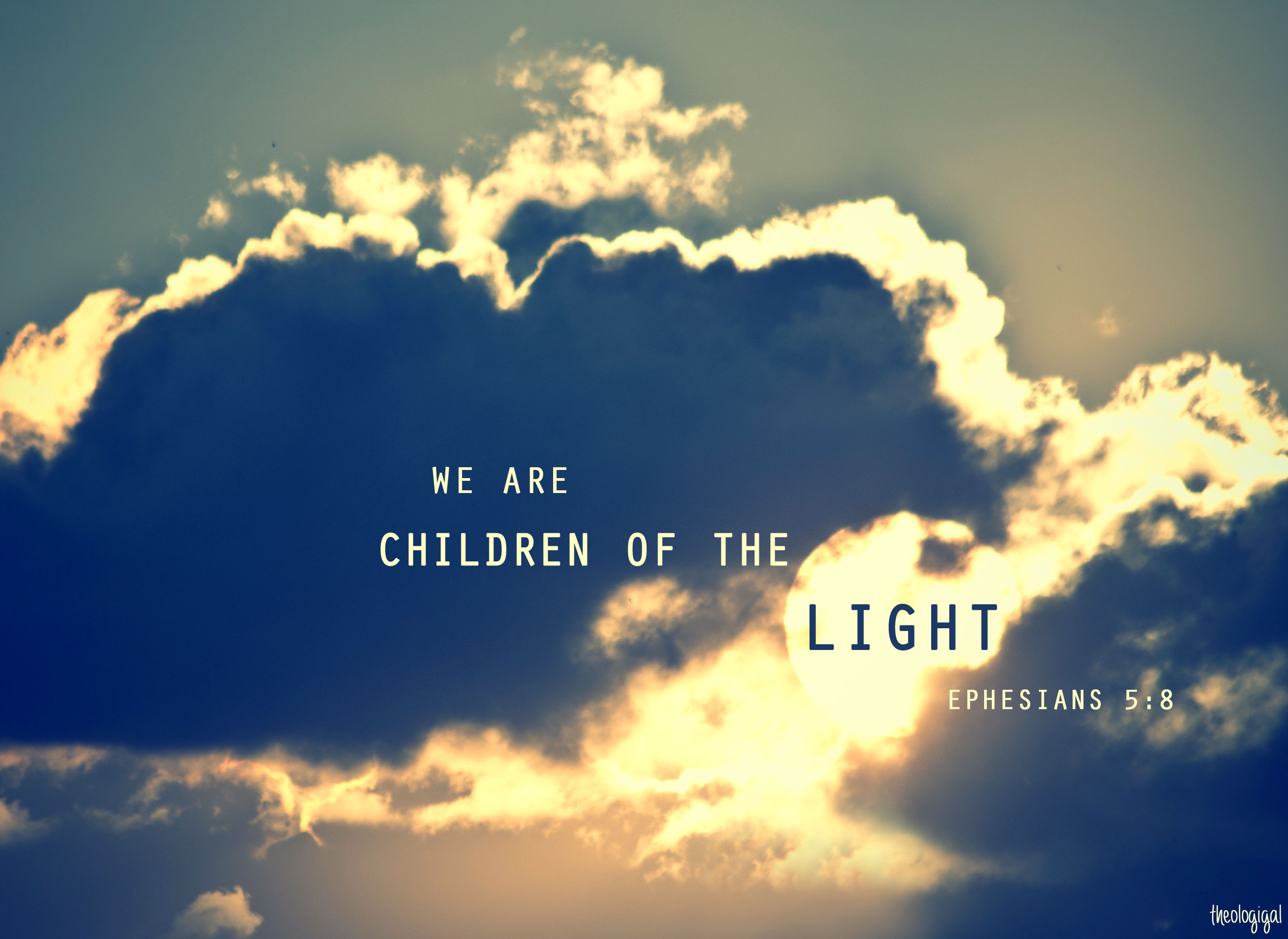 Bible Lesson: Walking in the Light (Ephesians 5)
