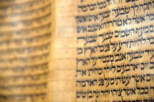 close-up-of-torah-scroll