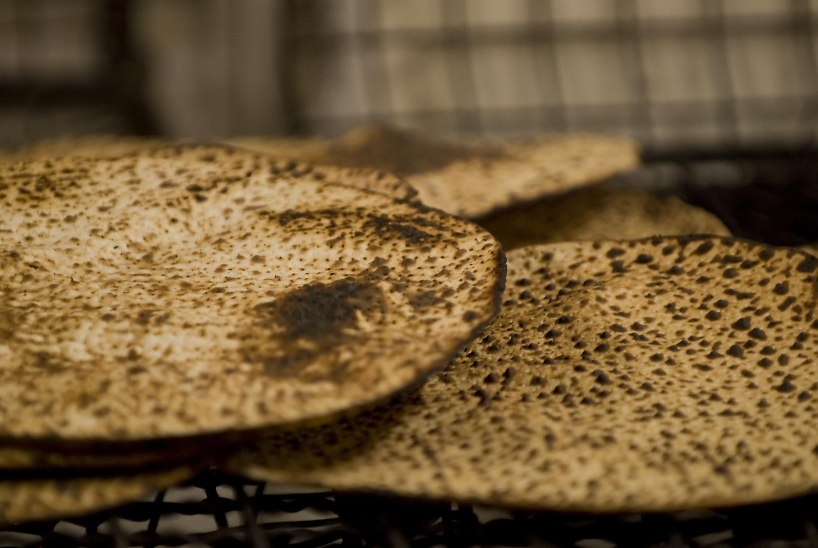 Unleavened Bread | GRACE in TORAH